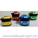 Tayo the little Bus Bath toy, The Little bus Tayo Cake Topper