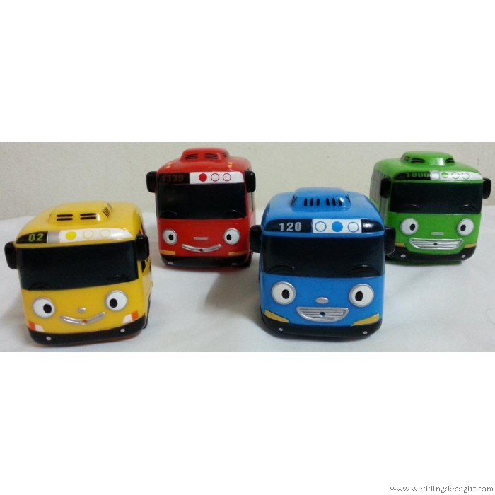 Tayo The Little Bus Bath Toy The Little Bus Tayo Cake Topper