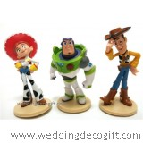 Toy Story Figurine Cake Topper , Toy Story Figurine Toys - TSCT03