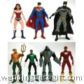 Justice League Toy Figures - JLFCT01