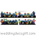 Smurf Toy Figures - SCT02