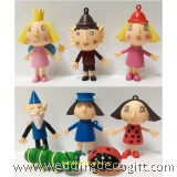 Ben and Holly Little Kingdom Toy Figures - BHLKF01