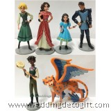 Elena of Avalor Cake Topper Toy Figures - EACT01
