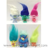 Trolls with Combable Hair Toy Figures - TRF03