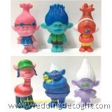 Trolls Toy Figures Cake Topper - TROCT01