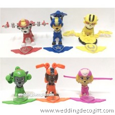 PAW Patrol Toy Cake Topper Figures - PAWCT04