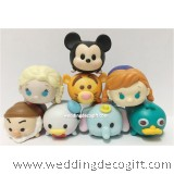 Disney Tsum Tsum Cake Topper Toy Figures -TSUCT02