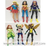 DC Super Hero Girls Figurines - DCF01