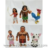 Moana Toy Figures - MOF01