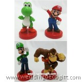 Super Mario Cake Topper Toy Figures - SMCT03