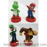 Super Mario Cake Topper Toy Figures - SMCT03