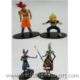 Dragon Ball Action Toy Figures - DBF01
