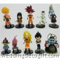 Dragon Ball Toy Figurines - DBCT01