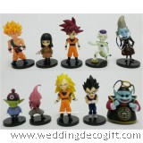 Dragon Ball Toy Figurines - DBCT01
