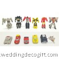 Transformer Toy Figures, Transformers Cake Topper - TRCT04
