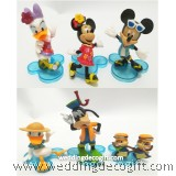 Mickey Mouse Toy Figures - MMCT25