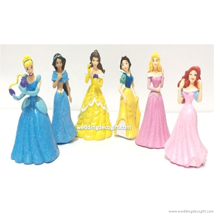 Disney Princesses Toy Figures
