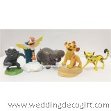 The Lion Guard Toy Cake Topper Figures - LGCT02