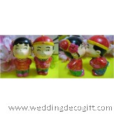 Couple Figurine Wedding Decoration