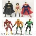 Justice League Toy Action Figures - JLFCT02