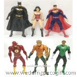 Justice League Toy Action Figures - JLFCT02