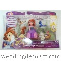 Sofia the First and Animal Friends Toy Figures - CCT44