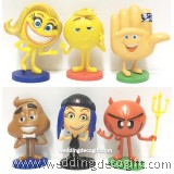 The Emoji Toy Figures - TEF01