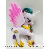 My Little Pony, Unicorn Toy Figures - MLPCT18W