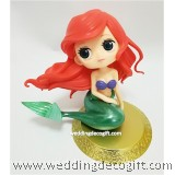 The Little Mermaid Cake Topper Figures -  CCT45G