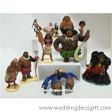 Moana Maui Figures Toy Cake Topper - MOCT02
