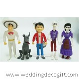 Disney Pixar Coco Movie Toy Figures - COCOCT01