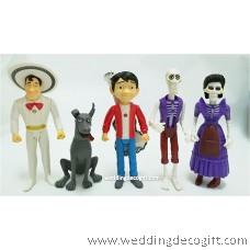 Disney Pixar Coco Movie Toy Figures - COCOCT01