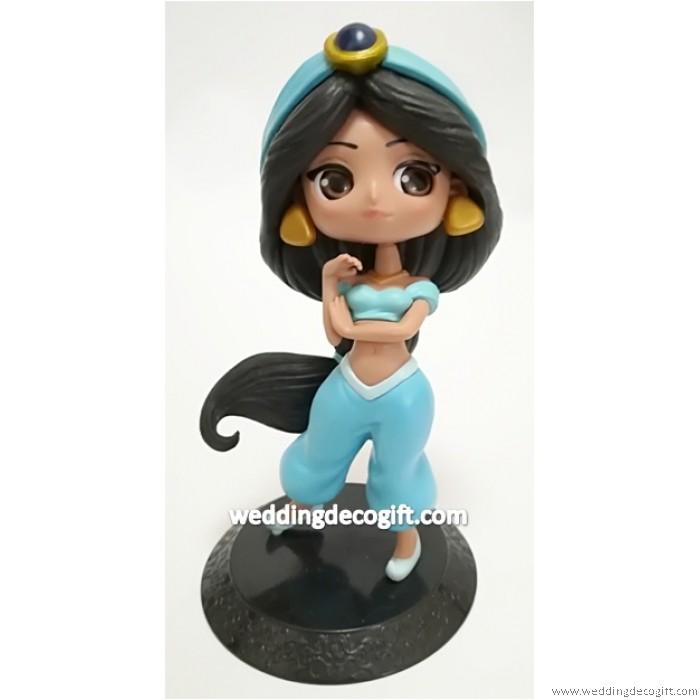 Princess Jasmine Cake Topper Cct51