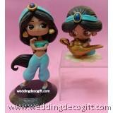 Princess Jasmine Cake Topper - CCT51