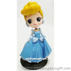 Cinderella Cake Topper Figures – CCT49