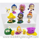Bubble Guppies Toy Figurines - BGCT02