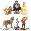 Beauty and the Beast Toy Figurine Cake Topper Decoration - CCT06B