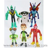 Ben 10 Figurine Toy, Ben 10 Cake Topper Figurine - B10CT06