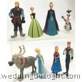 Disney Frozen Cake Topper Figurines - CCT52