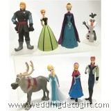 Disney Frozen Cake Topper Figurines - CCT52