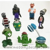 Plants vs. Zombies Toy Figurines - PZF03