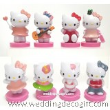Cake Topper Hello Kitty Toy Figures - HKCT19
