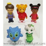 Daniel's Tiger Neighbourhood Cake Topper Toys - DTCT01