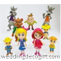 Goldie & Bear Toy Figures - GBF01
