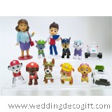 PAW Patrol Toy Cake Topper Figures - PAWCT05