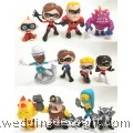 The Incredibles Toy Figures - INCF01