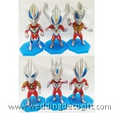 Ultraman Figurine Toy, Cake Topper Ultraman- UMCT02