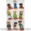 Disney Baby Prince and Princess Toy Figures - CCT56