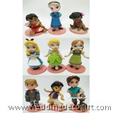 Disney Baby Prince and Princess Toy Figures - CCT56
