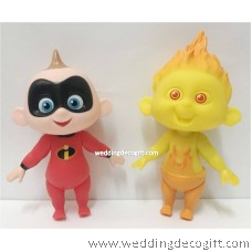 The Incredibles Toy Figures Jack Jack - INCF02